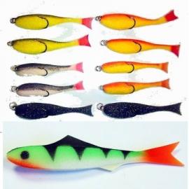 Поролоновые рыбки